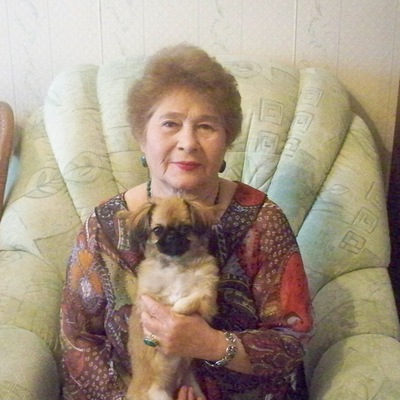 Анна Куснадинова, 7 января 1940, Калининград, id206519246