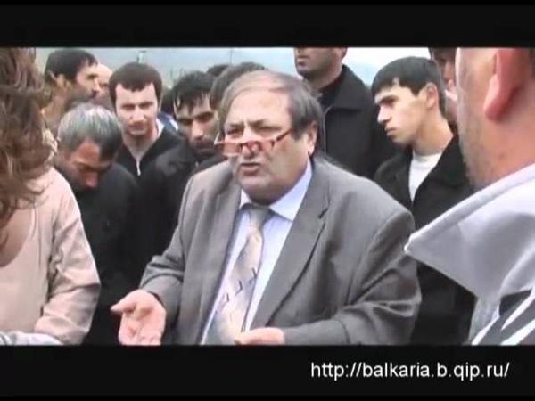 Противостояние у села Кёнделен. Сентябрь 2008 ч.2