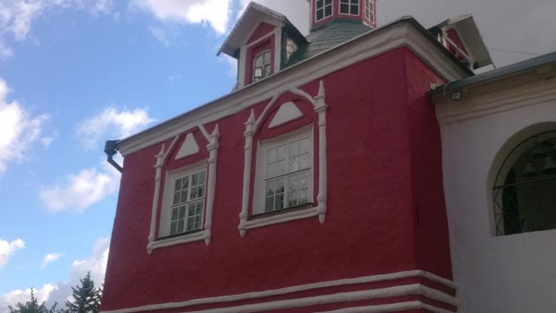 Звоны Печорского монастыря