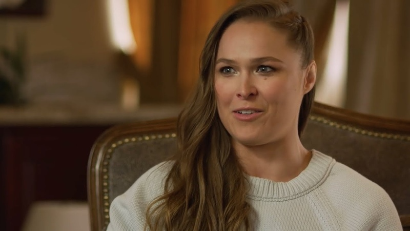 Ронда Роузи: Эксклюзивное интервью с Меган Оливи