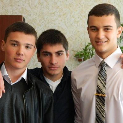Эдгар Барсегян, 25 февраля , Бердянск, id37519994