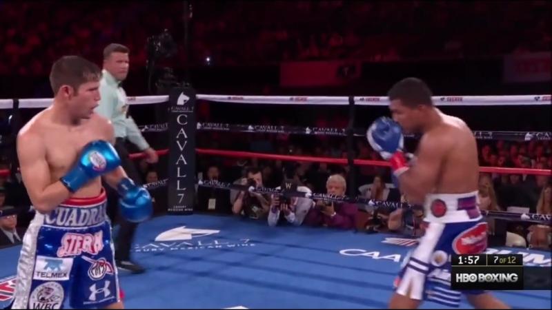 Roman Chocolatito Gonzalez vs. Carlos Cuadras