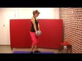 Какие самые эффективные упражнения для похудения ног и бедер.