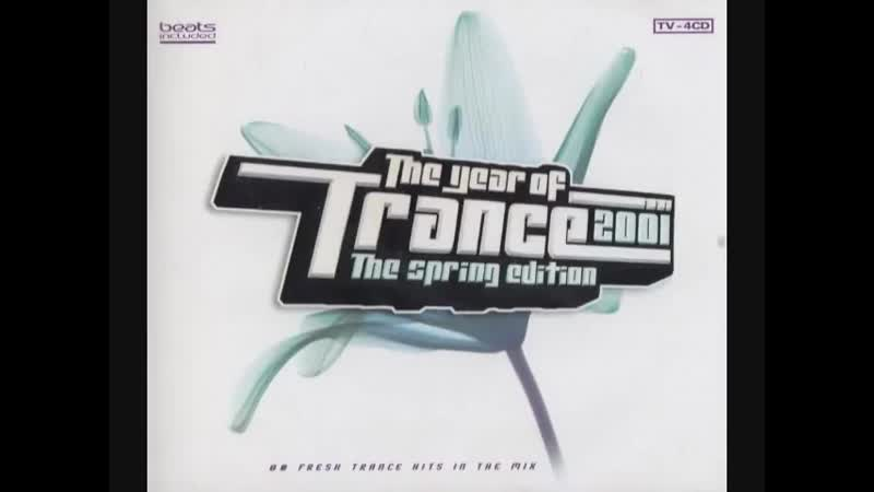 The Year Of Trance 2001 The Spring Edition - CD2