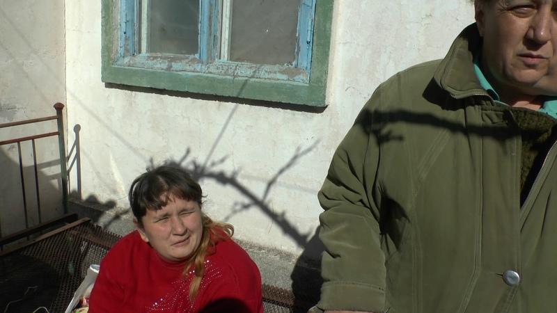 Помощь жительницы Санкт Петербурга семье инвалидов