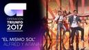 EL MISMO SOL - Alfred y Aitana   Gala 5   OT 2017