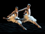Лебединое озеро. Swan Lake. (П. Чайковский, хореограф Мэттью Борн/P. Tchaikovsky, choreographer Matthew Bourne)