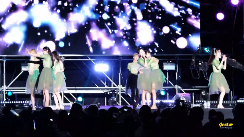 · Fancam · 190615 · OH MY GIRL-The Fifth SeasonRemember MeIllusionSecret Garden ·2019 K-pop Artist Festival·