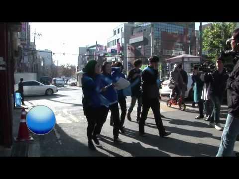 2010 청소년흡연예방캠페인 홍보대사 한상진, 현우와 함께하는 일일체험 UCC!