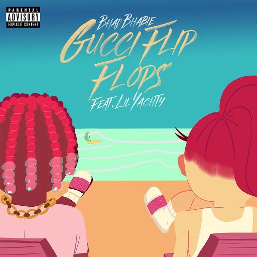 Bhad Bhabie альбом Gucci Flip Flops (feat. Lil Yachty)