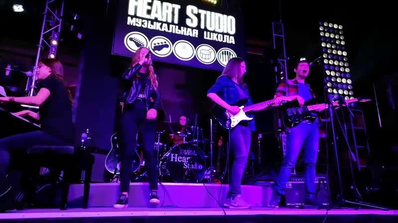 Отчетный концерт Heart_studio