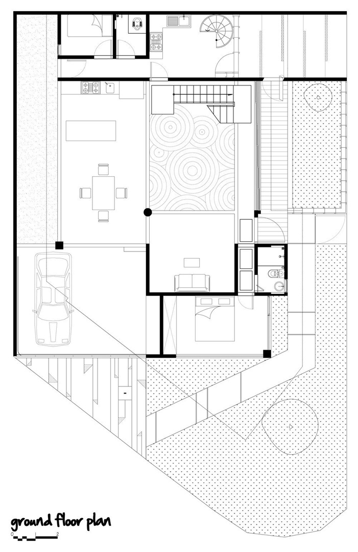 Breathing House / Atelier Riri