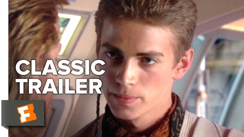 Star Wars: Episode II — Attack of the Clones (2002) — англ. трейлер