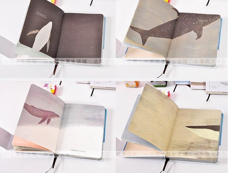 Скетчбуки с красивыми страницами