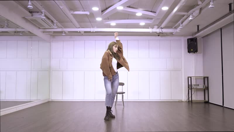 MAMAMOO(마마무) - WIND FLOWER Dance Cover _⁄ Cover by SOL-E (Mirror Mode)