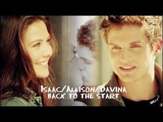 ► Allison/Isaac/Davina l Back to the start [2x01]