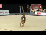 Александра Солдатова - булавы (финал) // World Challenge Cup 2018, Минск