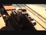 Сегодня ранним утром на перрон железнодорожного вокзала станции Юрга-1 прибыл эшелон с легендарными танками Т-34, которые Лаос