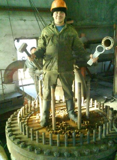 Андрей Кудрявцев, 14 июня 1989, Кызыл, id106080367