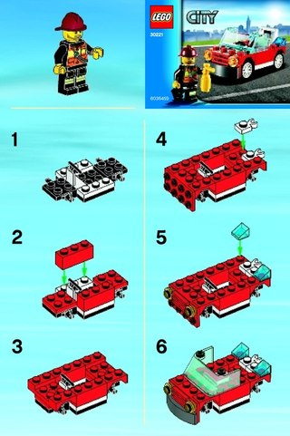Лего серии City