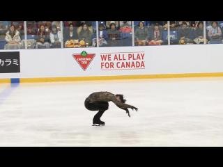 Yuzuru HANYU 羽生結弦 FS «Origin» - Autumn Classic International 2018/Skate Canada