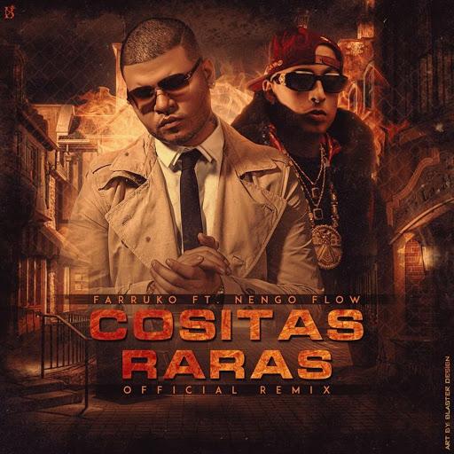 Farruko альбом Cositas Raras - Remix