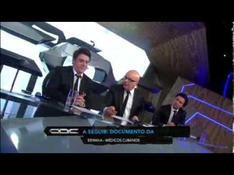 Cqc Documento da Semana investiga a vinda dos médicos cubanos 02 09 2013 mircmirc