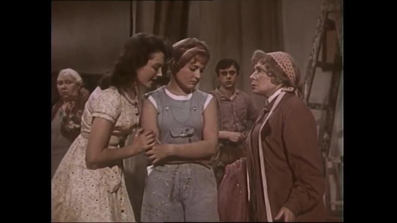 История Ленфильма 1960 год Осторожно, бабушка