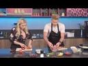 Кулинарное шоу «Разговор со вкусом» с Анной Семенович Ru TV, выпуск 17, Митя Фомин