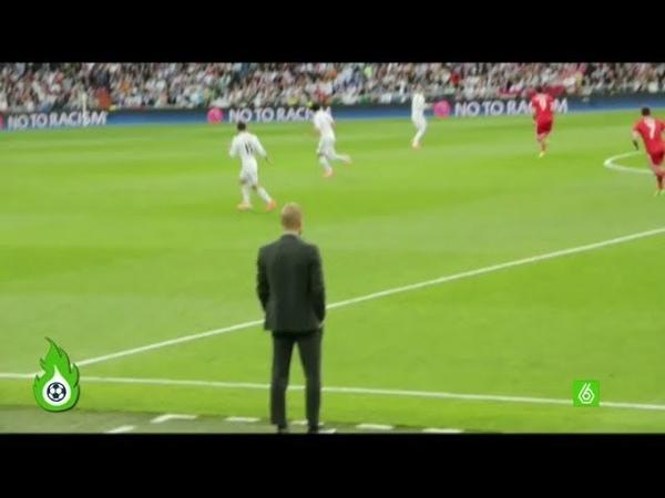 Jugones - El Bernabéu, contra Guardiola