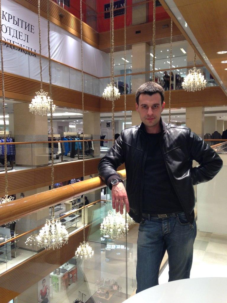 Андрей Гудынин, Москва - фото №1