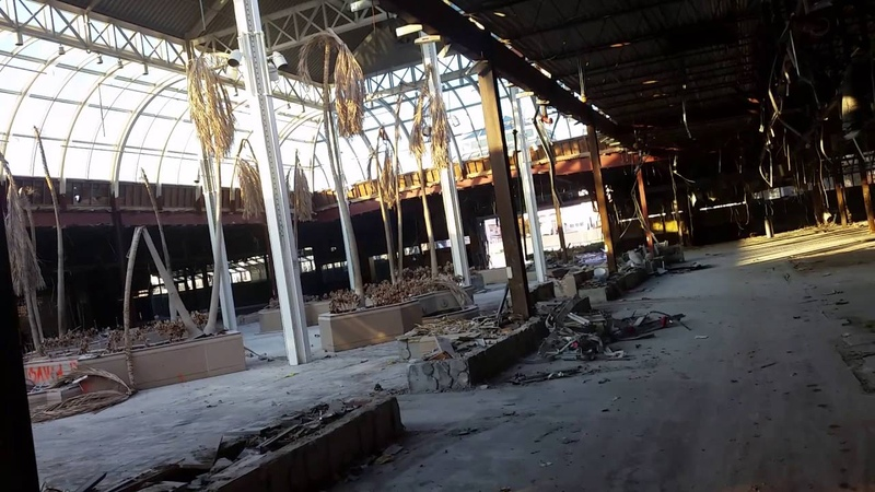 ABANDONED Owings mills GUTTED