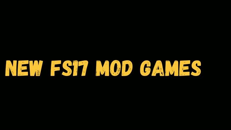 привью new fs17 mod ganes