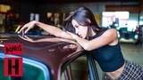 Learning with Larry - Canon Photography Workshop at Magnus Walker Garage!