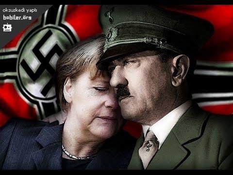 Ангела Меркель возрождает РЕЙХ