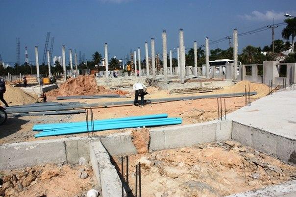 Новости строительства. Часть5. Baan Dusit Pattaya Hill