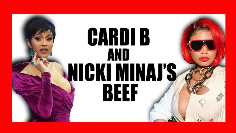 Cardi B and Nicki Minaj's Beef Rages On