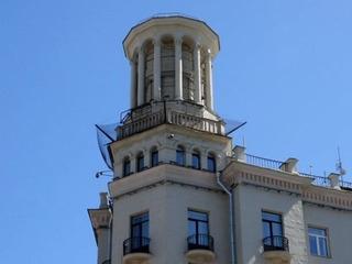 Искатели. Невероятные приключения Балерины на крыше