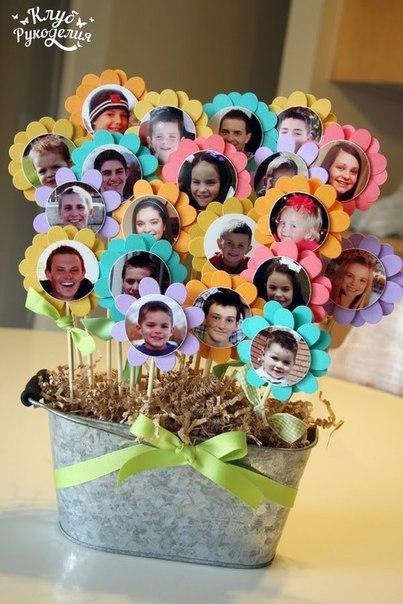 Детские подарки для бабушки