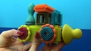Игольчатый конструктор 2 ❤️ Собираю игольчатый конструктор Bristle Blocks. Конструктор для детей