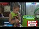 6-летняя новосибирская девочка нуждается в помощи в борьбе с диабетом