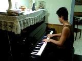 110709 SJ-M Henry 16歲未出道前彈鋼琴