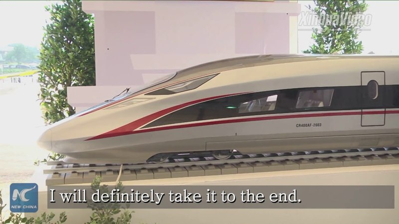 China-Thailand high-speed railway ushers in a new era in Thailand