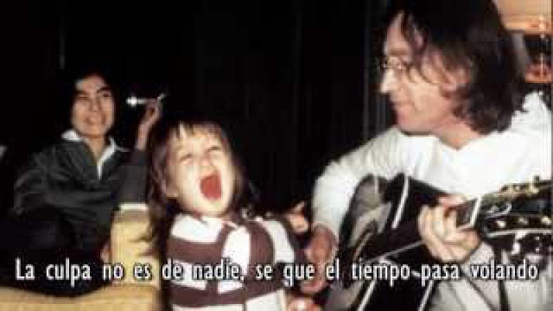 John Lennon - (Just Like) Starting Over (subtitulos en español)