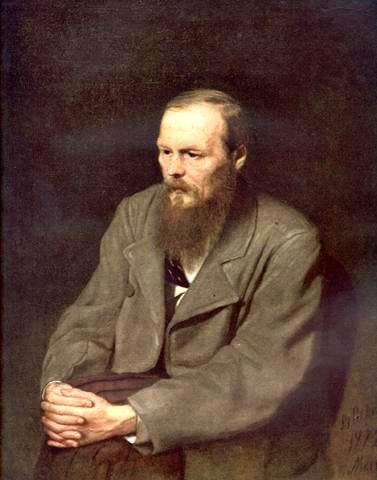 Цитаты из книг Федора Михайловича Достоевского: