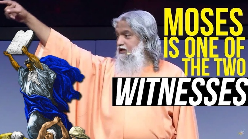 Prophecy | Moses is One Of the Two Witnesses Will Be Martyred In Jerusalem | Sadhu Sundar Selvaraj