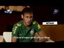 Jugadores y ex jugadores brasileños se rinden a Leo Messi
