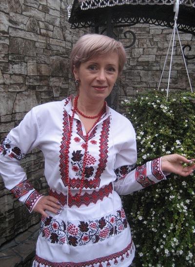 Крыжановская Инна, 22 июня 1969, Хмельницкий, id194980124