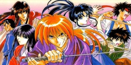 rurouni kenshin все серии
