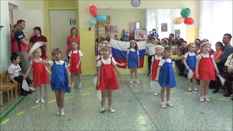 наша Россия, дети и родители, капельки, 196 сад